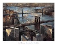 Panoramic View - Manhattan Fine-Art Print