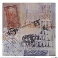 Reflections of Italy II Fine-Art Print