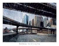 Under the Brooklyn Bridge Fine-Art Print