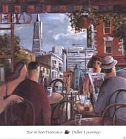 Bar in San Francisco Fine-Art Print