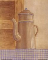 Tan Teapot Fine-Art Print