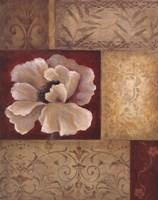Patchwork Poppy Fine-Art Print