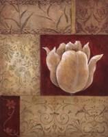 Patchwork Tulip Fine-Art Print