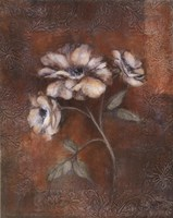 Russet Peonies II Fine-Art Print