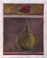Poppy Pose II Fine-Art Print