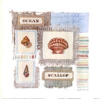 Ocean Original I Fine-Art Print