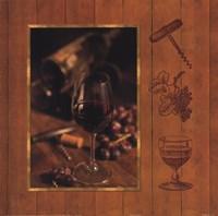 A Fine Wine I Fine-Art Print
