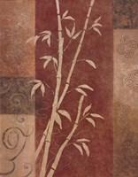 Bamboo Silhouette I Fine-Art Print