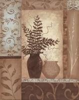 Eucalyptus Silhouette I Fine-Art Print