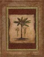 Palm Botanical Study I - special Fine-Art Print