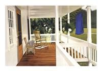 The Porch Fine-Art Print