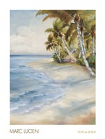 Tropical Retreat Fine-Art Print