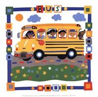 Bus Fine-Art Print