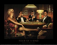 Four of a Kind Fine-Art Print