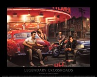 Legendary Crossroads Fine-Art Print
