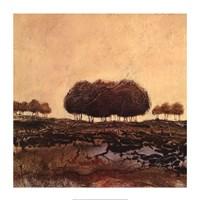 Oak Trees Fine-Art Print