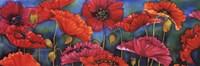 Poppy Parade Fine-Art Print