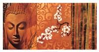 Buddha Panel I Fine-Art Print