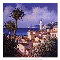 Paradise Getaway II Fine-Art Print