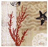 Coral Impressions I Fine-Art Print