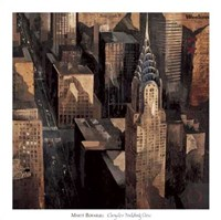 Chrysler Building View Fine-Art Print