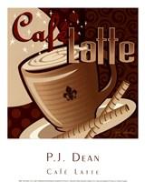 Caf Latte Fine-Art Print