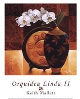 Orqudea Linda II Fine-Art Print