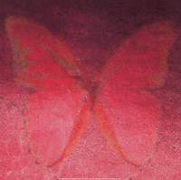 Red Butterfly Fine-Art Print