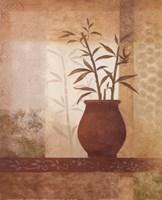 Bamboo Shadow II Fine-Art Print