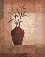 Bamboo Shadow I Fine-Art Print