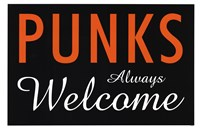 Punks Always Welcome Fine-Art Print