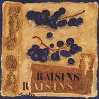 Raisins Fine-Art Print