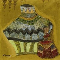 Ceramiques Marocaines III Fine-Art Print
