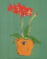Red Melody Fine-Art Print