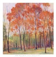 Tree Grouping I Fine-Art Print
