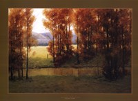 Autumn Reflection Fine-Art Print