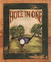 Hole in One Fine-Art Print