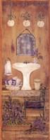 Bath in Lavender I Fine-Art Print