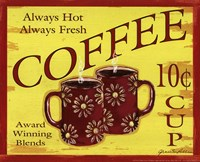Coffee 10 Fine-Art Print