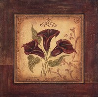 Crimson IV Fine-Art Print