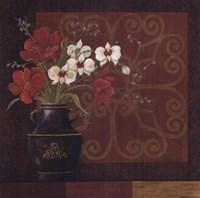 Tranquil Bouquet I Fine-Art Print