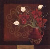 Tranquil Bouquet II Fine-Art Print