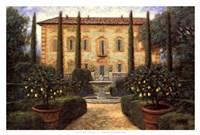 Italian Villa Fine-Art Print