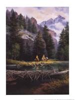 Lure of Rockies Fine-Art Print