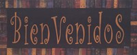 Bienvenidos Fine-Art Print