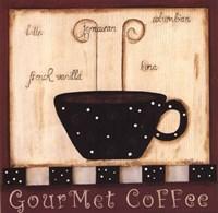 Gourmet Coffee Fine-Art Print