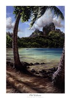 Backside Lagoon Fine-Art Print