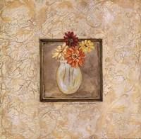Gerbers in Vase Fine-Art Print