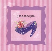 If The Shoe Fits Fine-Art Print