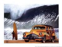 Buttercup Buick Fine-Art Print